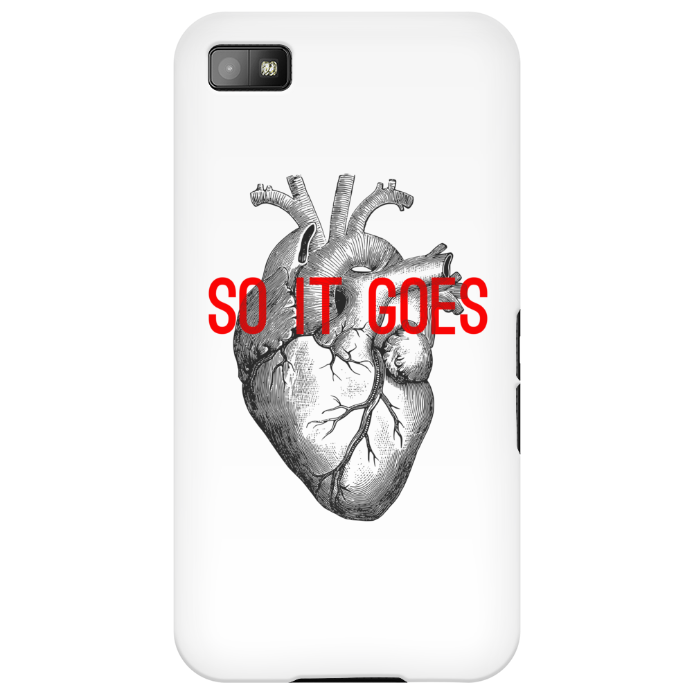 So it goes Phone Case