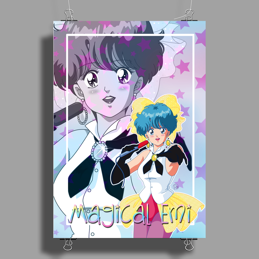 So Magical Poster Print (Portrait)