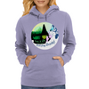 So Wicked, it's Frozen! Womens Hoodie