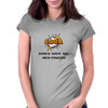 Soca Does Give Me Meh Powers T-shirt Womens Fitted T-Shirt