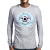 Soccer Angels Mens Long Sleeve T-Shirt