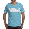 Socially Awkward Mens T-Shirt