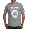 SOCRATES BRAZIL 70s FOOTBALL WORLD CUP LEGEND RETRO Mens T-Shirt