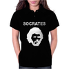 SOCRATES BRAZIL 70s FOOTBALL WORLD CUP LEGEND RETRO Womens Polo