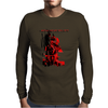 Solid Phantom Pain Mens Long Sleeve T-Shirt