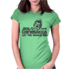 Solo Chewbacca 2016 Womens Fitted T-Shirt
