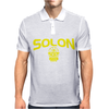 Solon Ohio High School Basketball 2016 Mens Polo