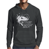 some times keep mouth shut Mens Hoodie