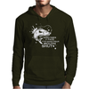 Sometimes It Pays To Keep Your Mouth Shut Mens Hoodie