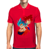 Son Goku DBSuper Mens Polo
