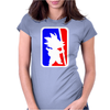 Son Goku  Fun Womens Fitted T-Shirt