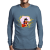 Son Goku Mens Long Sleeve T-Shirt