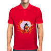 Son Goku Mens Polo