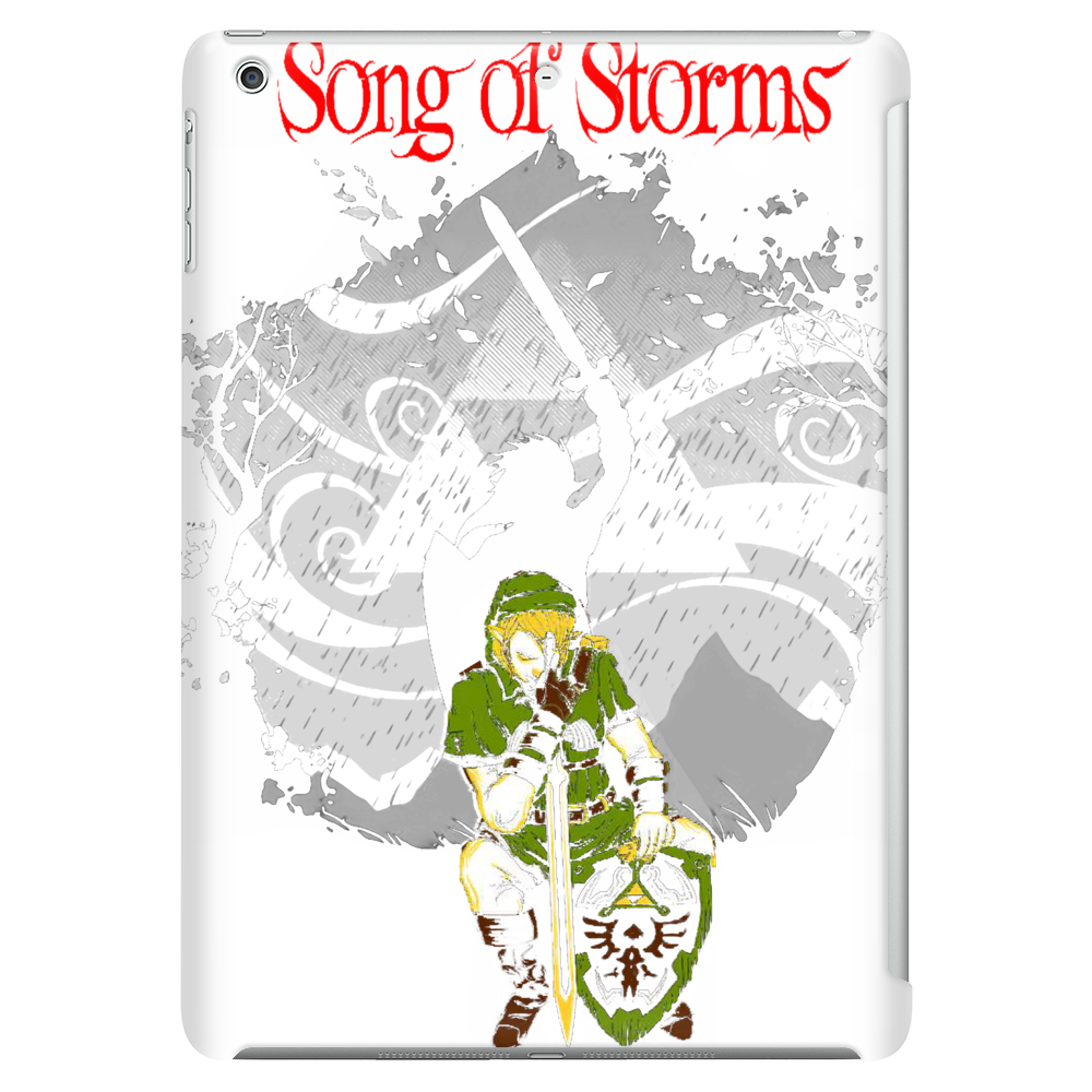 Song of Storms Tablet