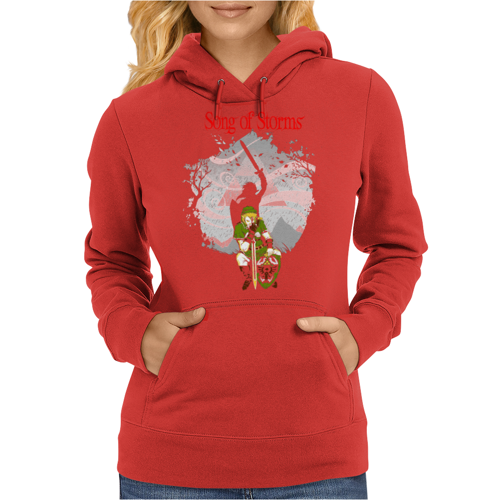Song of Storms Womens Hoodie