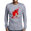 Song of Time Mens Long Sleeve T-Shirt