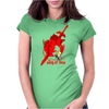 Song of Time Womens Fitted T-Shirt