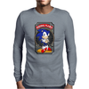 Sonic The Hedgehog Original Player Ideal Birthday Present or Gift Mens Long Sleeve T-Shirt