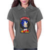 Sonic The Hedgehog Original Player Ideal Birthday Present or Gift Womens Polo