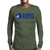 Sonic The Hedgehog Team Sonic Mens Long Sleeve T-Shirt