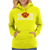 Sonic The Hedgehog Womens Hoodie
