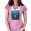 Sonic Womens Fitted T-Shirt