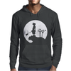 Sora Moon kingdom Hearts Mens Hoodie