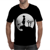 Sora Moon kingdom Hearts Mens T-Shirt