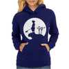 Sora Moon kingdom Hearts Womens Hoodie
