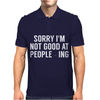 Sorry I'm not good with people-ing Mens Polo