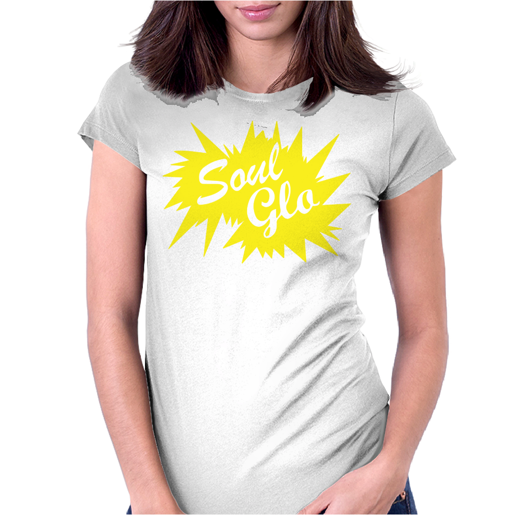 Soul Glo Womens Fitted T-Shirt
