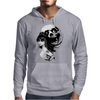 SoulMates by Rouble Rust Mens Hoodie