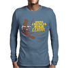 Sound Engineer Ninja League Mens Long Sleeve T-Shirt