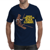Sound Engineer Ninja League Mens T-Shirt
