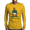 South Africa Rugby 2nd Row Forward World Cup Mens Long Sleeve T-Shirt