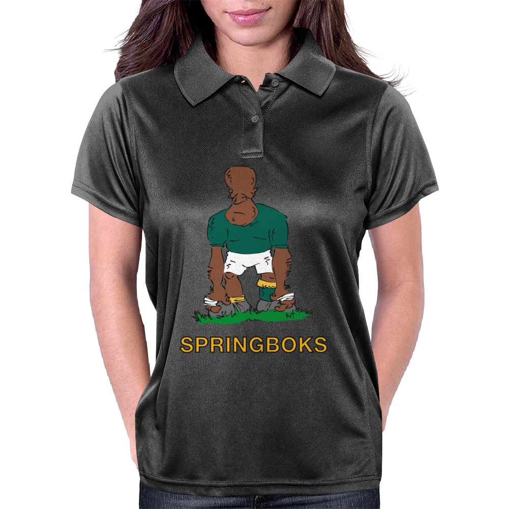 South Africa Rugby 2nd Row Forward World Cup Womens Polo