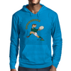 South Africa Rugby Back World Cup Mens Hoodie