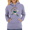 South Africa Rugby Back World Cup Womens Hoodie