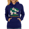South Africa Rugby Forward World Cup Womens Hoodie