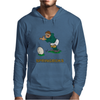 South Africa Rugby Kicker World Cup Mens Hoodie