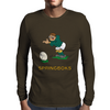 South Africa Rugby Kicker World Cup Mens Long Sleeve T-Shirt