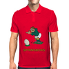 South Africa Rugby Kicker World Cup Mens Polo
