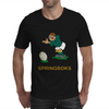South Africa Rugby Kicker World Cup Mens T-Shirt