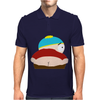 South Park Eric Cartman Mens Polo