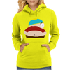 South Park Eric Cartman Womens Hoodie