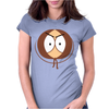 South Park Kenny Womens Fitted T-Shirt