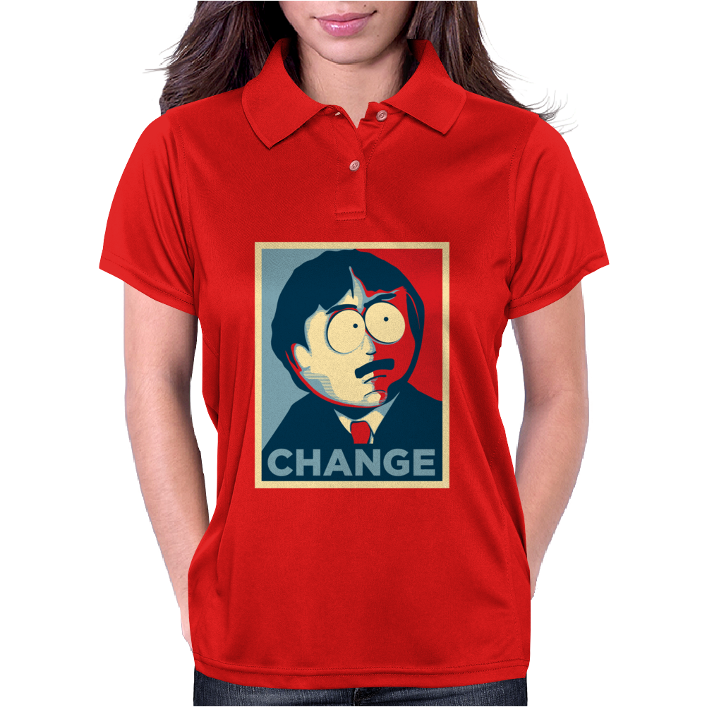South Park Randy Marsh Change Tv Show Womens Polo
