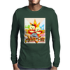 South Park Terrance And Phillip Asses Of Fire Mens Long Sleeve T-Shirt