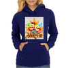 South Park Terrance And Phillip Asses Of Fire Womens Hoodie