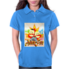 South Park Terrance And Phillip Asses Of Fire Womens Polo